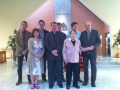 Fr. Brendan and his Family