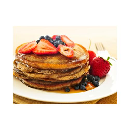 Pancake morning