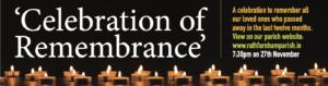 Celebration of Remembrance